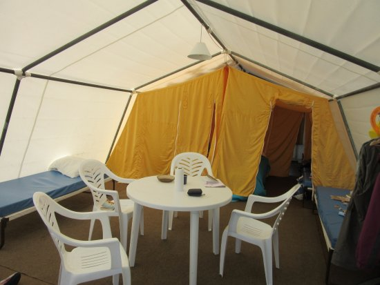 Craignure, UK: En Suite Shieling- Living area