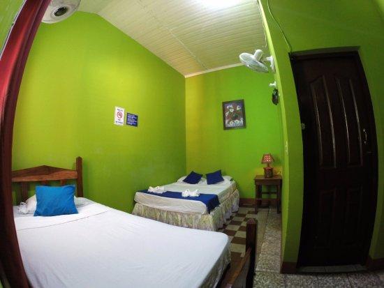 Hostal Guardabarranco: Room No.4