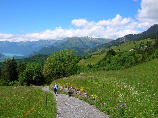 Hasliberg, Szwajcaria: okolí