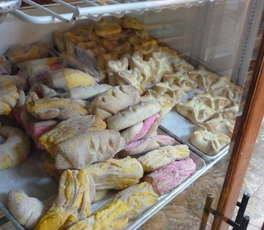 Pasco, WA: Pan Dulce...