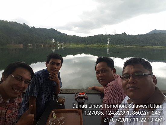 Tomohon, อินโดนีเซีย: Danau Linau
