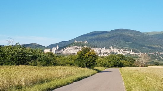Bastia Umbra, Italy: #Assisi