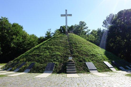 Monumentul de la Padurea Verde