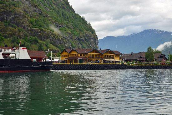 Sogn og Fjordane, Noorwegen: une escale