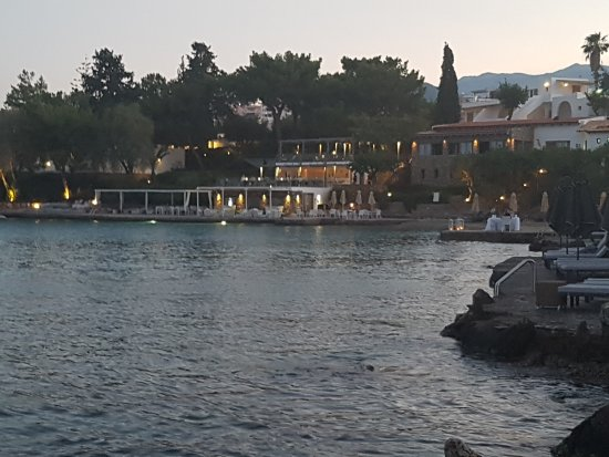 Minos Beach Art hotel: 20170721_204751_large.jpg