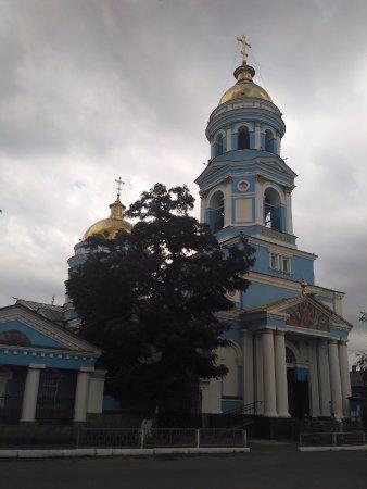 Izyum, Ukraine: Свято-Вознесенский кафедральный собор