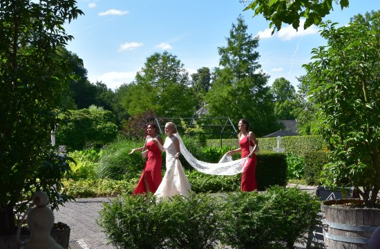 Vught, The Netherlands: bruidje