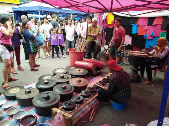 Image result for sabah traditional musical instruments gaya street market