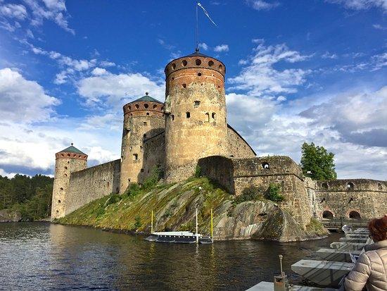 Савонлинна, Финляндия: Olavinlinna on hienosti kunnostettu ja erinomaisen akustiikan omaava oopperan näyttämö!!!
