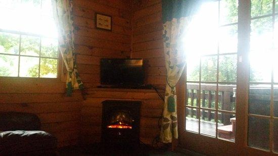 Garthmyl, UK: Penllwyn Lodges