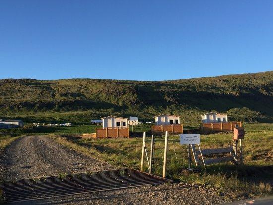 Budardalur, IJsland: Dalahyttur Lodge