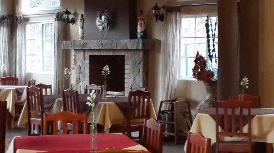 Santa Lucia, Honduras: salón Bourbon, capacidad de 60 personas, aire acondicionado