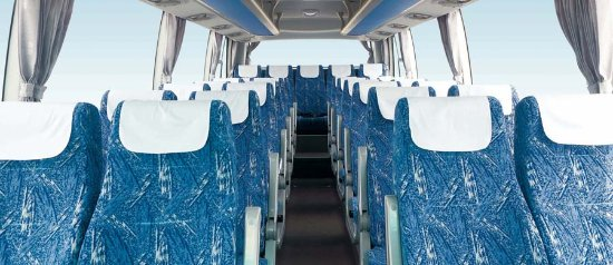 50 Seat Luxury Coach On Rent In Dubai Picture Of Gb International
