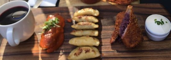 Woollahra, Australia: The tasting platter