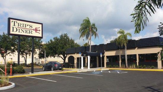 Seminole, Floryda: Trips Diner