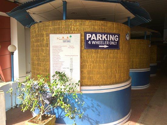 Changanacherry, Ινδία: Karimpin Taste Land