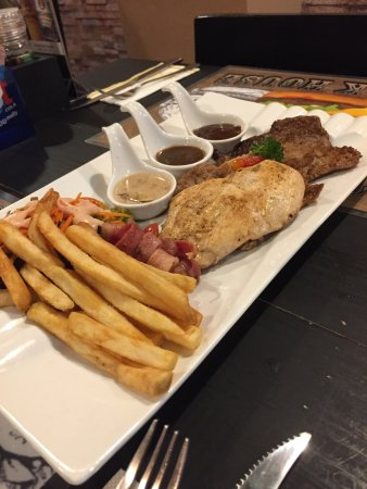 DC Burger & Steakhouse