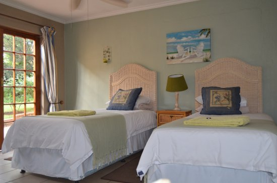 Edenvale, South Africa: Twin Room - French Room