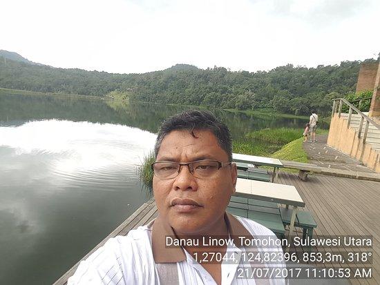 Tomohon, อินโดนีเซีย: Danau Linow