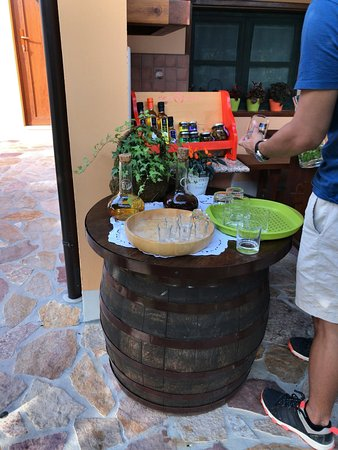 Buzet, Kroatien: A Wonderful Experience and I High
