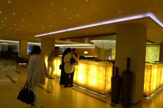 Grand Hotel Kempinski Geneva: フロント
