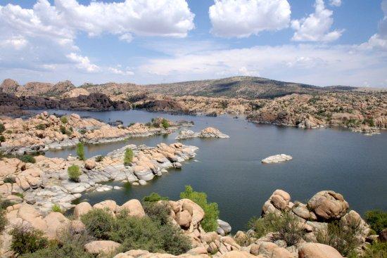 Prescott, AZ: lake