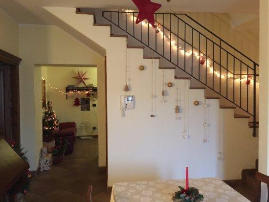 Decorazioni Sala Natale : Decorazioni sala colazione natale 2016 17 picture of b&b la dimora