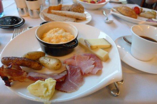 Grand Hotel Kempinski Geneva: 朝食は、とてもGood!