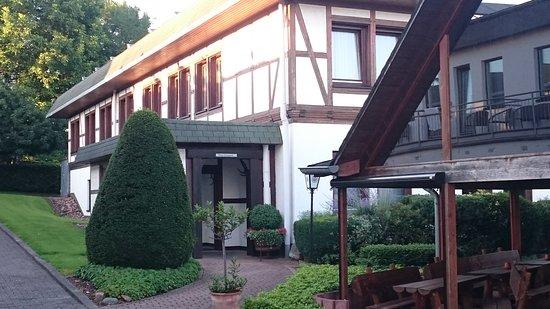 Beverungen, ألمانيا: Landhotel Weserblick