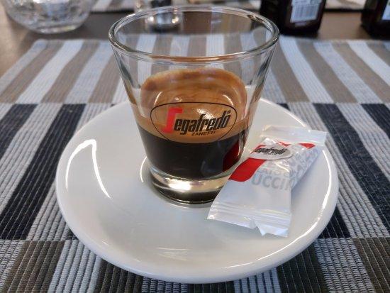 Hosingen, ลักเซมเบิร์ก: Vrai Espresso Italiano