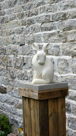 Nunnington, UK: Rabbit - already sold