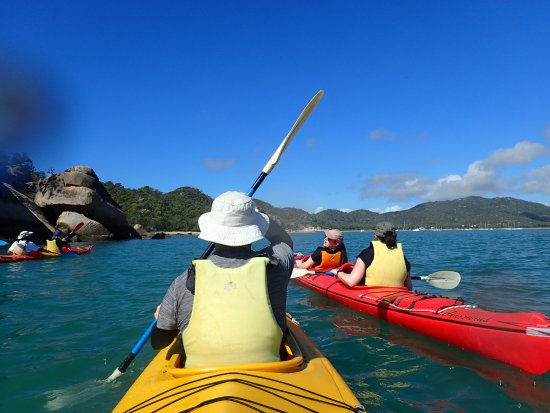 Magnetic Island, Australië: The trip back