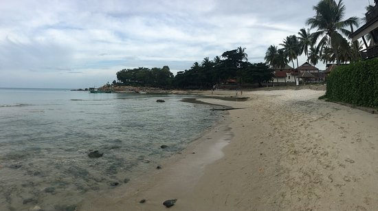 ซองซูซี่ สมุทย: 4 giorni al Sans Souci