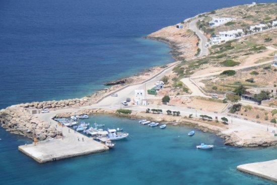 Donousa, Greece: Λιμάνι Δονούσας