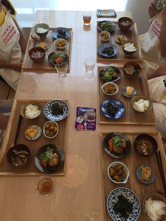 Arakawa, Jepang: Japanese home meals FISH class with chef YUCa !