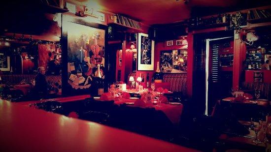 La Cave: Main Restaurant