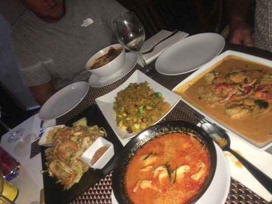 Picture of yim siam thai food los cristianos for At siam thai cuisine