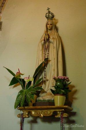 Pienza, Italy: Madonna dell'Basilica di San Francesco