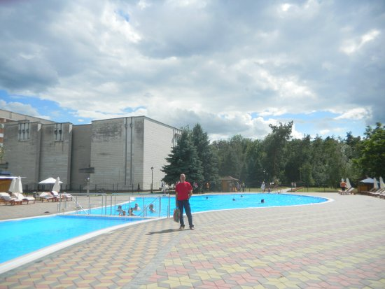 Myrhorod, Ucrânia: Бассейн