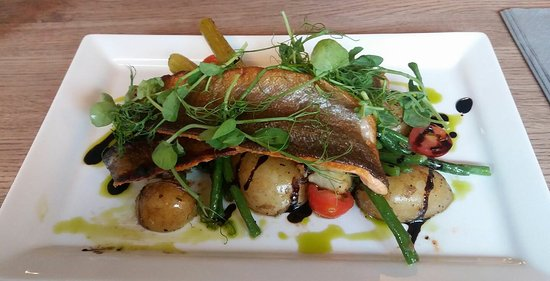 Forest of Dean, UK: Some dishes from our new menu!