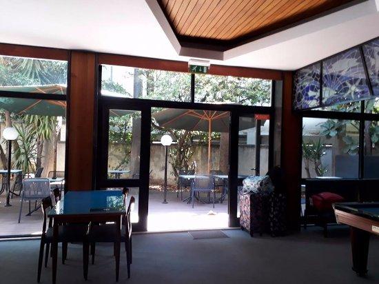 Hotel do Carmo: Bar et zone de détente