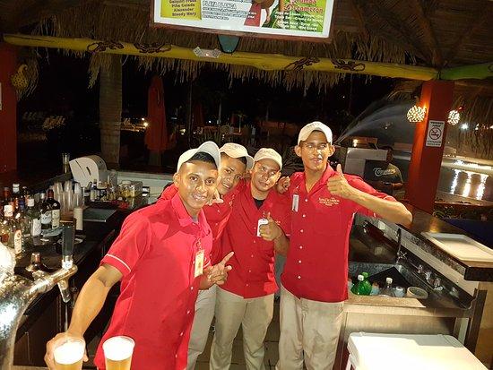 Royal Decameron Golf, Beach Resort & Villas : Gracias Juan, Luis, a todos!