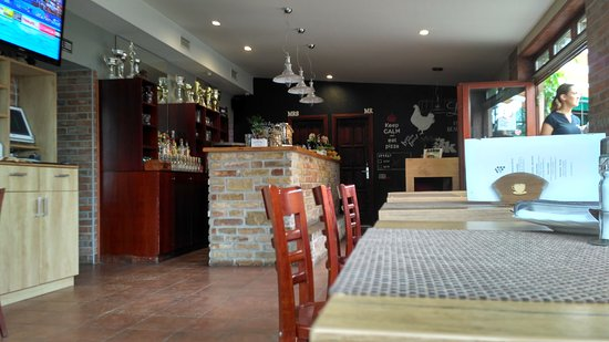 Godollo, Hungría: Pizza Palazzo