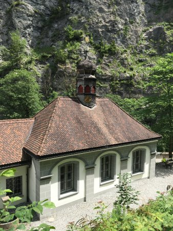 Pfaefers Dorf, Switzerland: Chapel