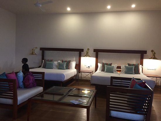 Heritance Ahungalla: Family Suite (New Wing)