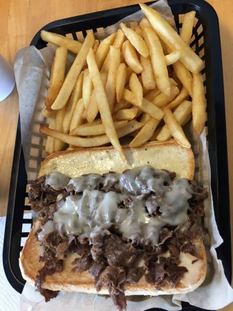 North Chicago, IL: Create Your Own Cheesecake & Cheesesteak