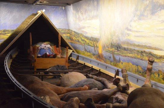 Ladbyskibet: Viking temetkezés