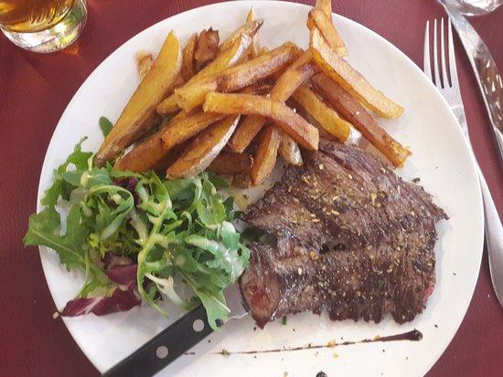 Portet-sur-Garonne, Francia: pièce du boucher