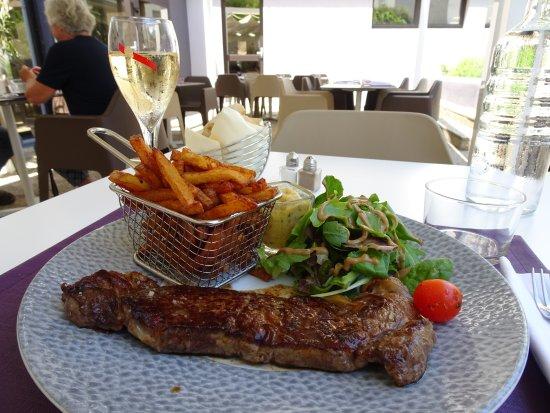 Hotel Mercure Bordeaux Centre Gare Saint Jean : Restaurant