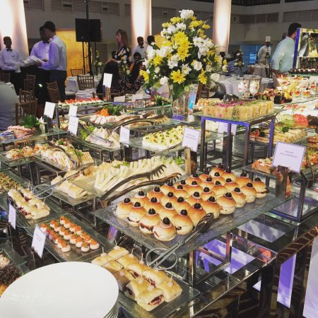 Cinnamon Grand Colombo: Food at the Cinnamon is nothing short of five star. Featured here is a special high tea menu and